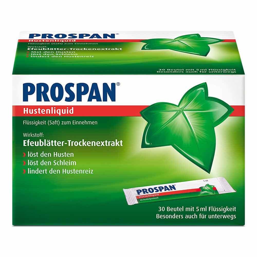 Prospan Hustenliquid 30 x 5 ml