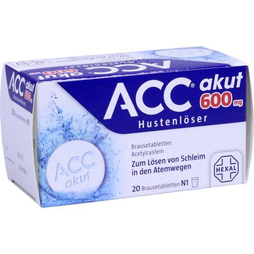 ACC Akut Hustenlöser 20 Brausetabletten