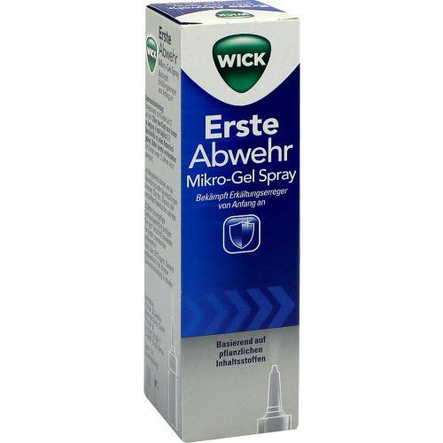 Wick Erste Abwehr Mikro-Gel